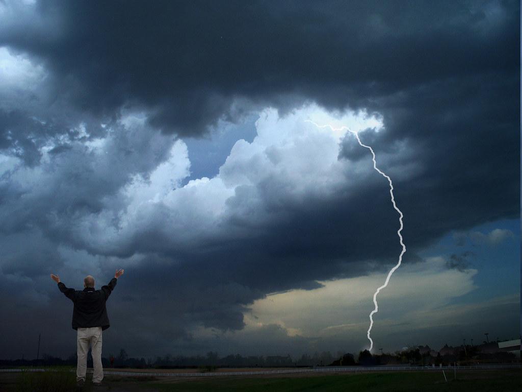Lofprysing in die Storm